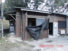 岡山県和気町 休憩室解体工事
