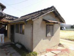 岡山県和気町 H様邸家屋解体工事