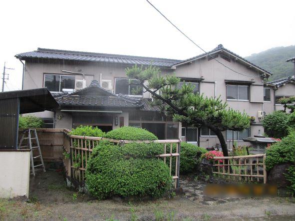 岡山県倉敷市 M様邸家屋解体工事