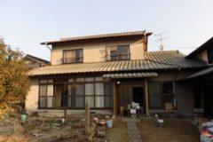 岡山県和気町 N様邸家屋解体工事