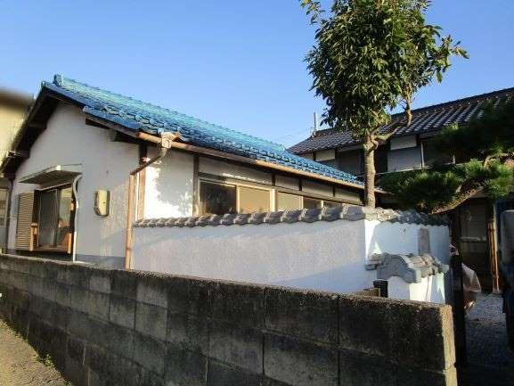 岡山県和気町 Y様邸家屋解体工事
