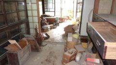 岡山県和気町 H様邸木造家屋解体工事