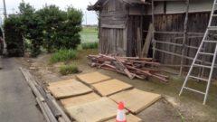 岡山県岡山市 F様邸木造家屋解体工事