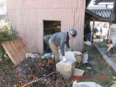 岡山県北区 N様邸木造平屋家屋解体工事