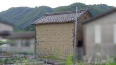 岡山県和気町 蔵解体工事