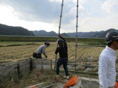 岡山県和気町 M様邸家屋解体工事
