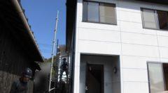 岡山県備前市 木造二階建て家屋解体工事