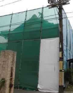 岡山県備前市 B様邸木造家屋解体工事